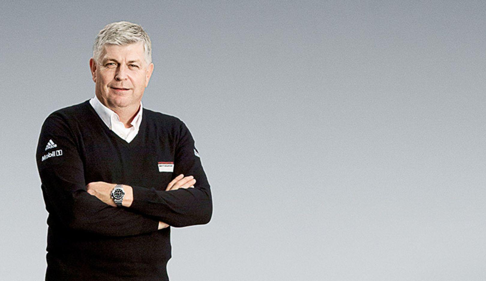 Wolfgang Hatz, Vorstand Forschung und Entwicklung, Porsche AG