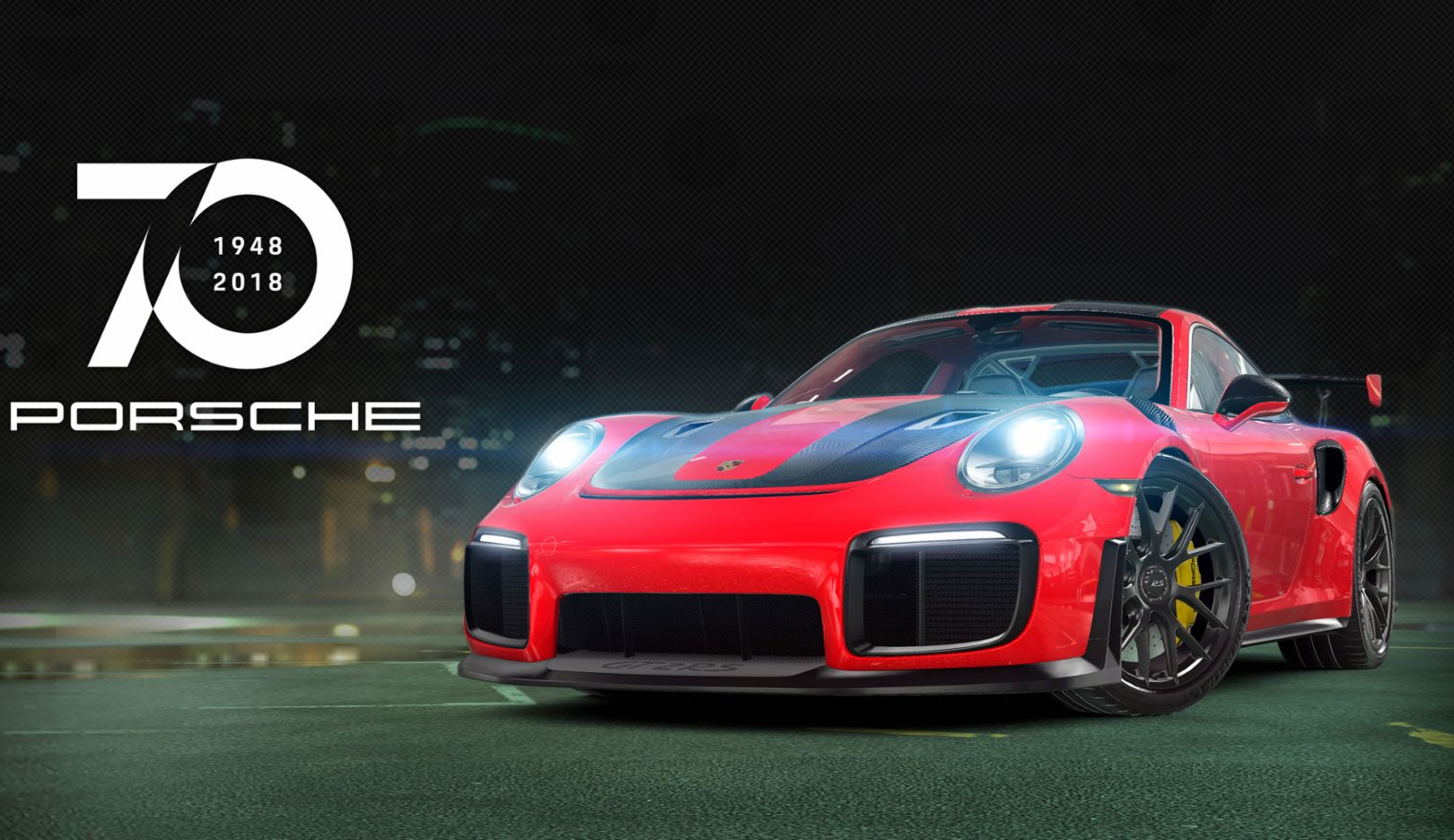 911 GT2 RS, Mobiles Rennspiel CSR Racing 2, 2018, Porsche AG