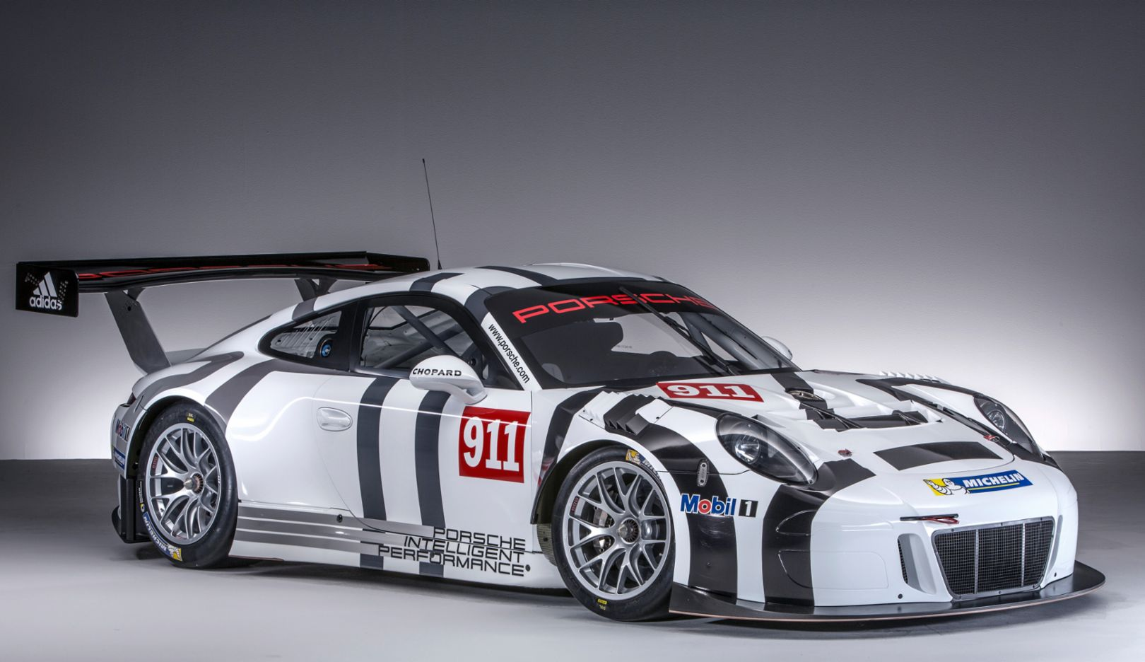 911 GT3 R, 2015, Porsche AG