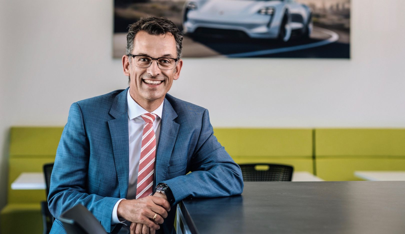 Alexander Pollich, 2018, Porsche AG