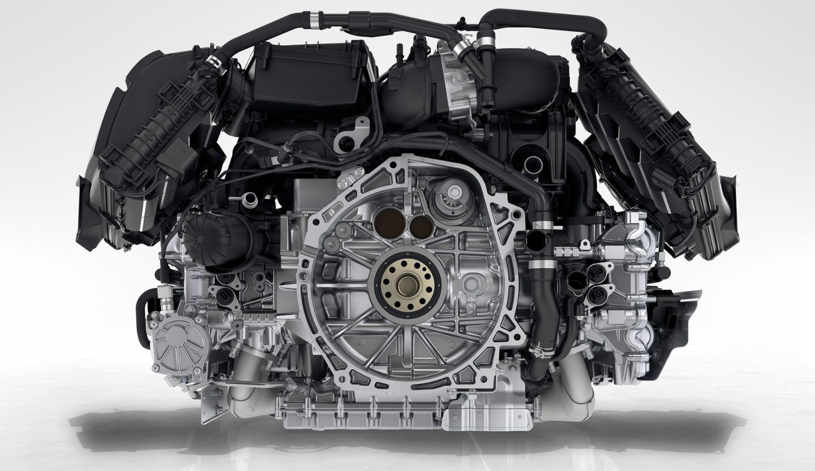 Vierzylinder, 2016, Porsche AG