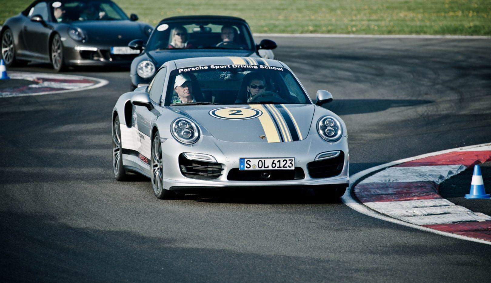 Porsche Driving School, 2014, Porsche AG