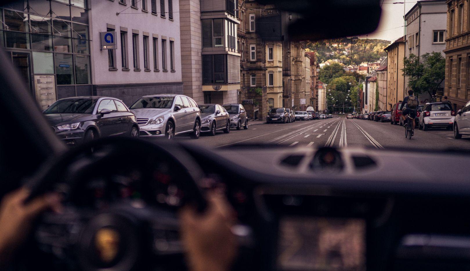 Florian Roser, 911 Carrera S Cabriolet (2018), Stuttgart, 2018, Porsche AG