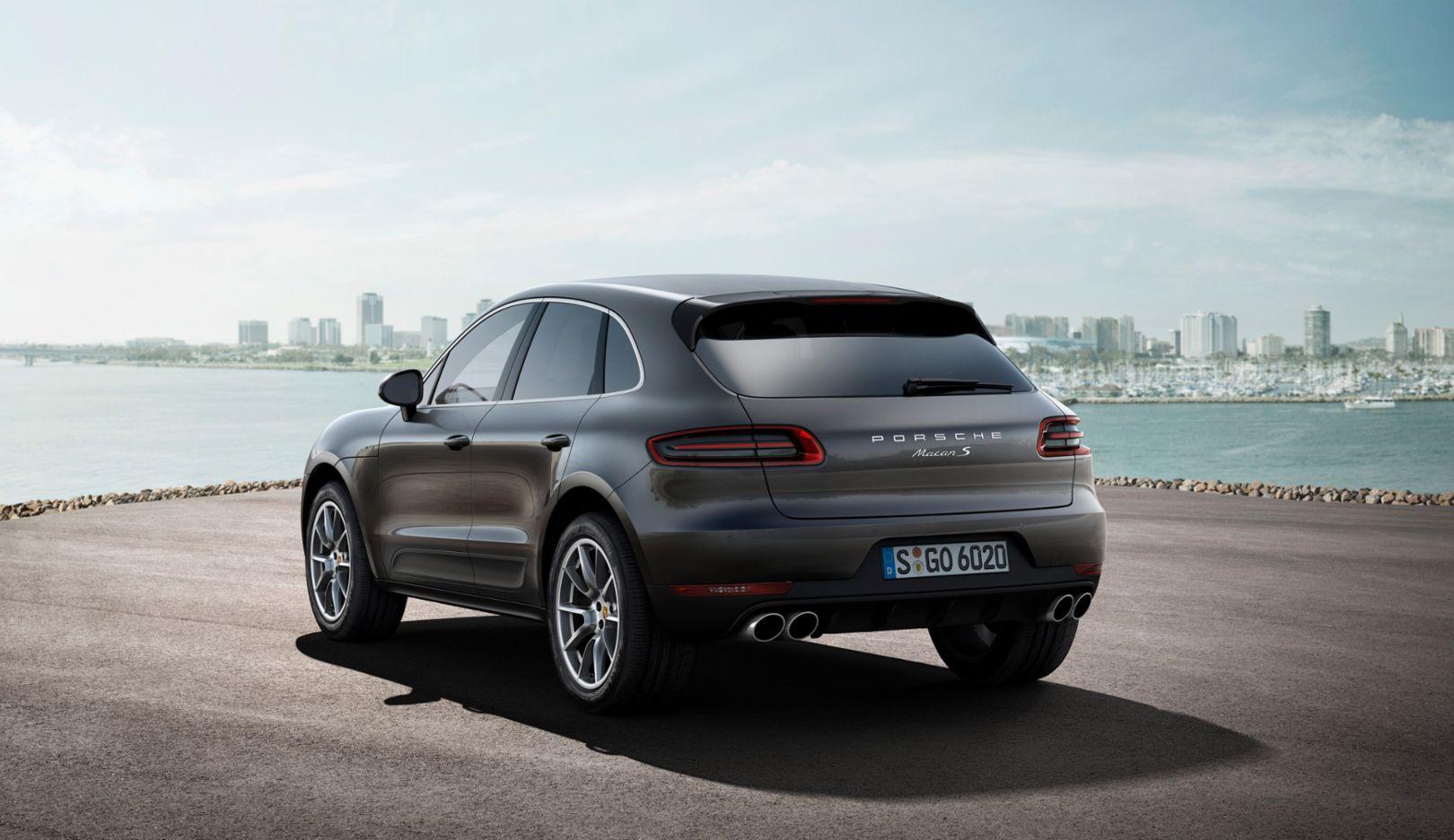 Macan S Diesel, 2014, Porsche AG