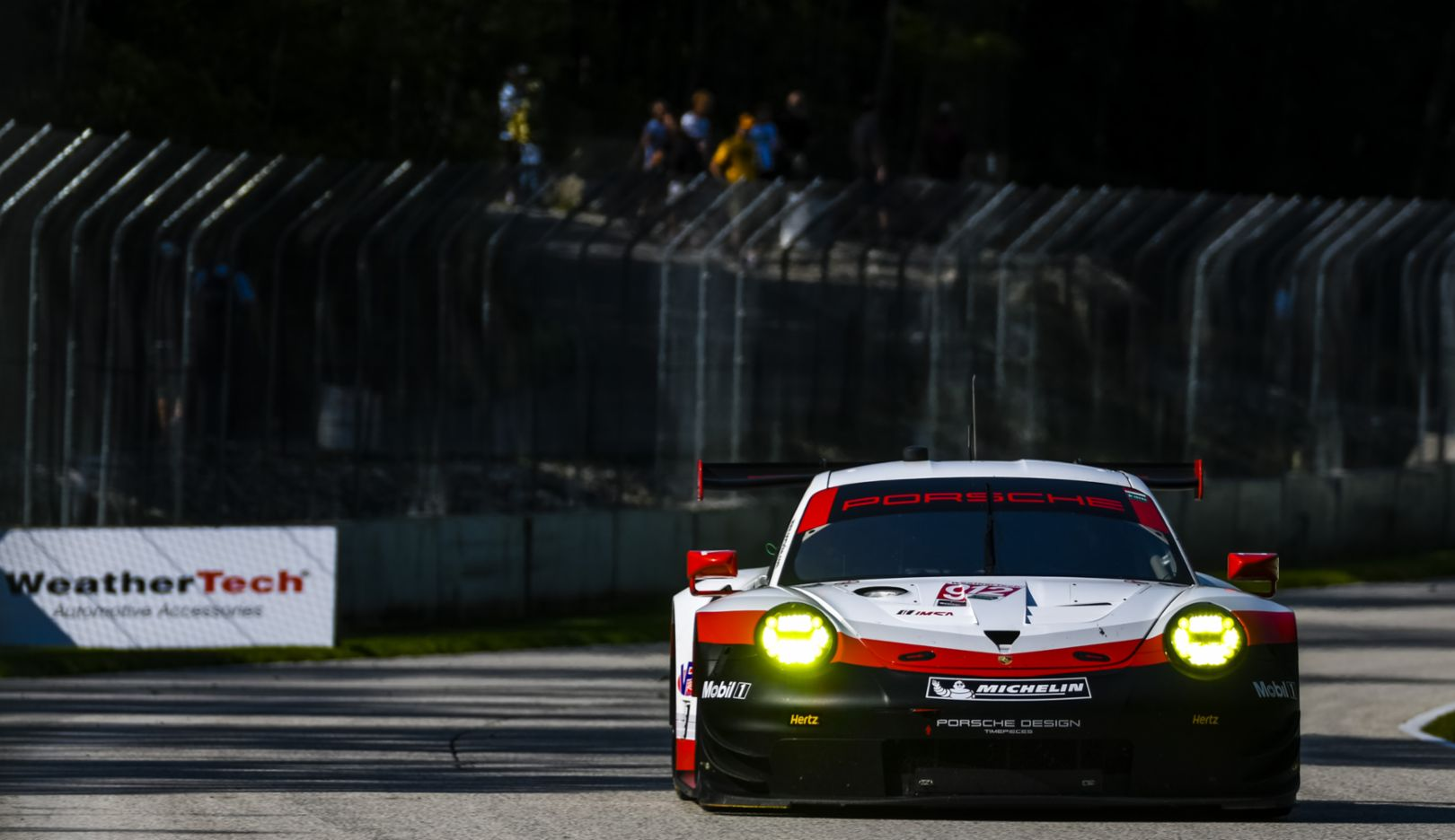 911 RSR, IMSA WeatherTech Sportscar Championship, Qualifying, Elkhart Lake, Road America, USA, 2017, Porsche AG