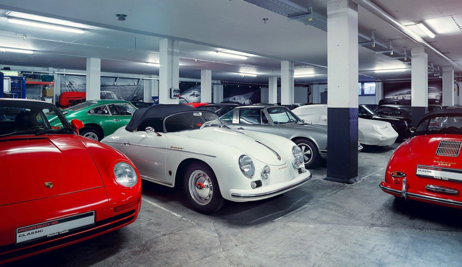 Porsche-Klassiker, 2018, Porsche AG