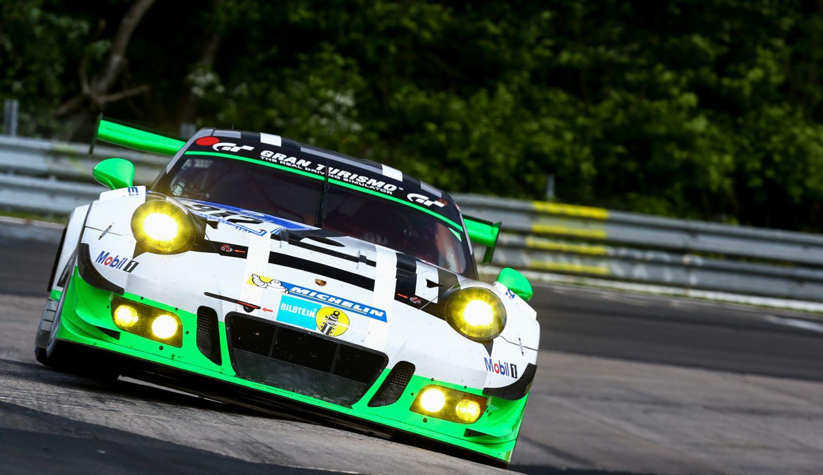 911 GT3 R, 2016, Porsche AG