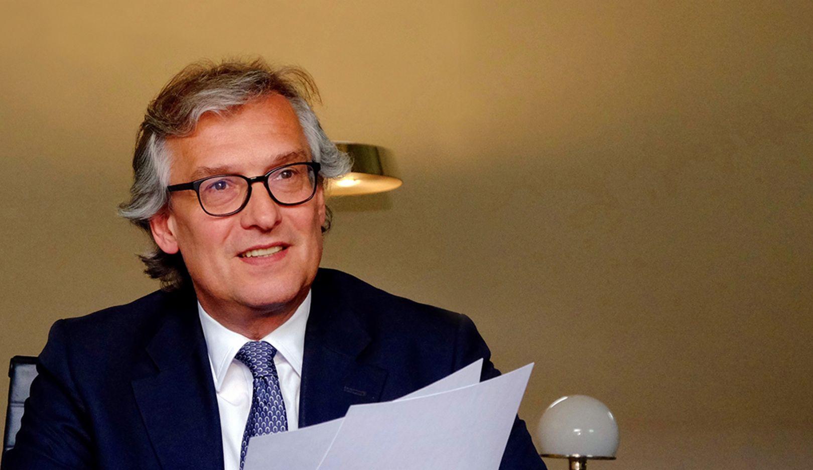 Dr. Ralf Hofmann, CEO of MHP, 2016, MHP