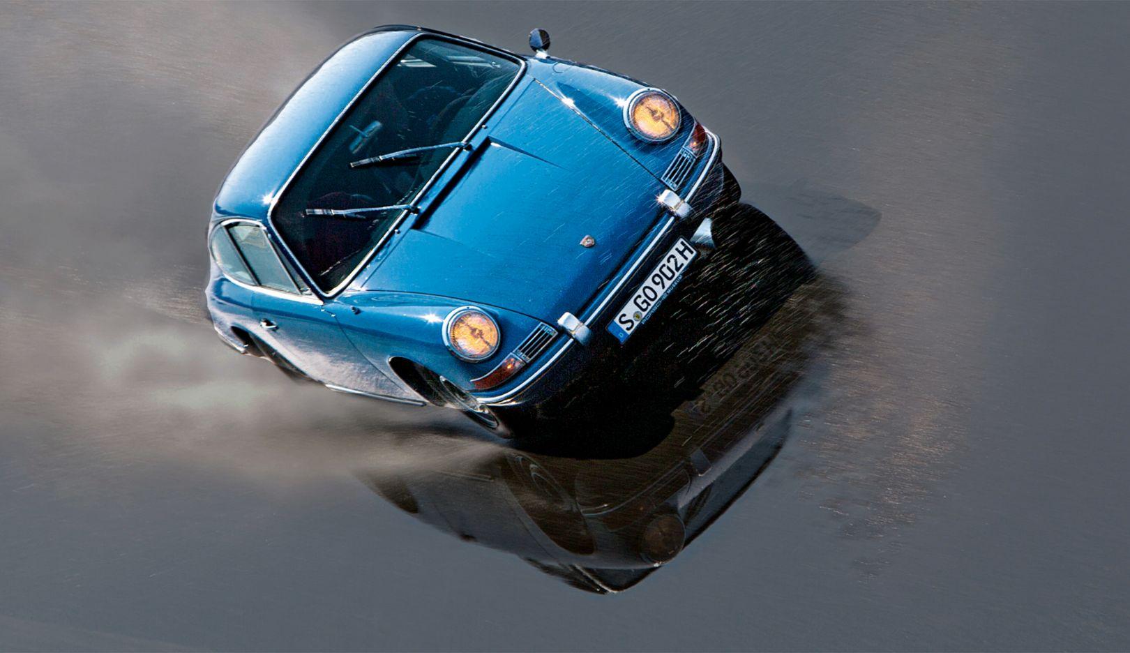 911, Reifentest, Piemont, Italien, 2016, Porsche AG
