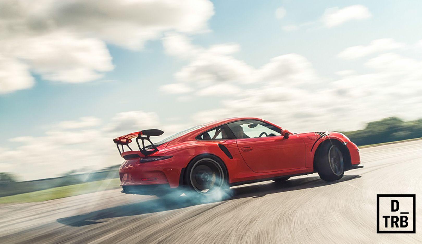 Drivetribe, 2016, Porsche AG