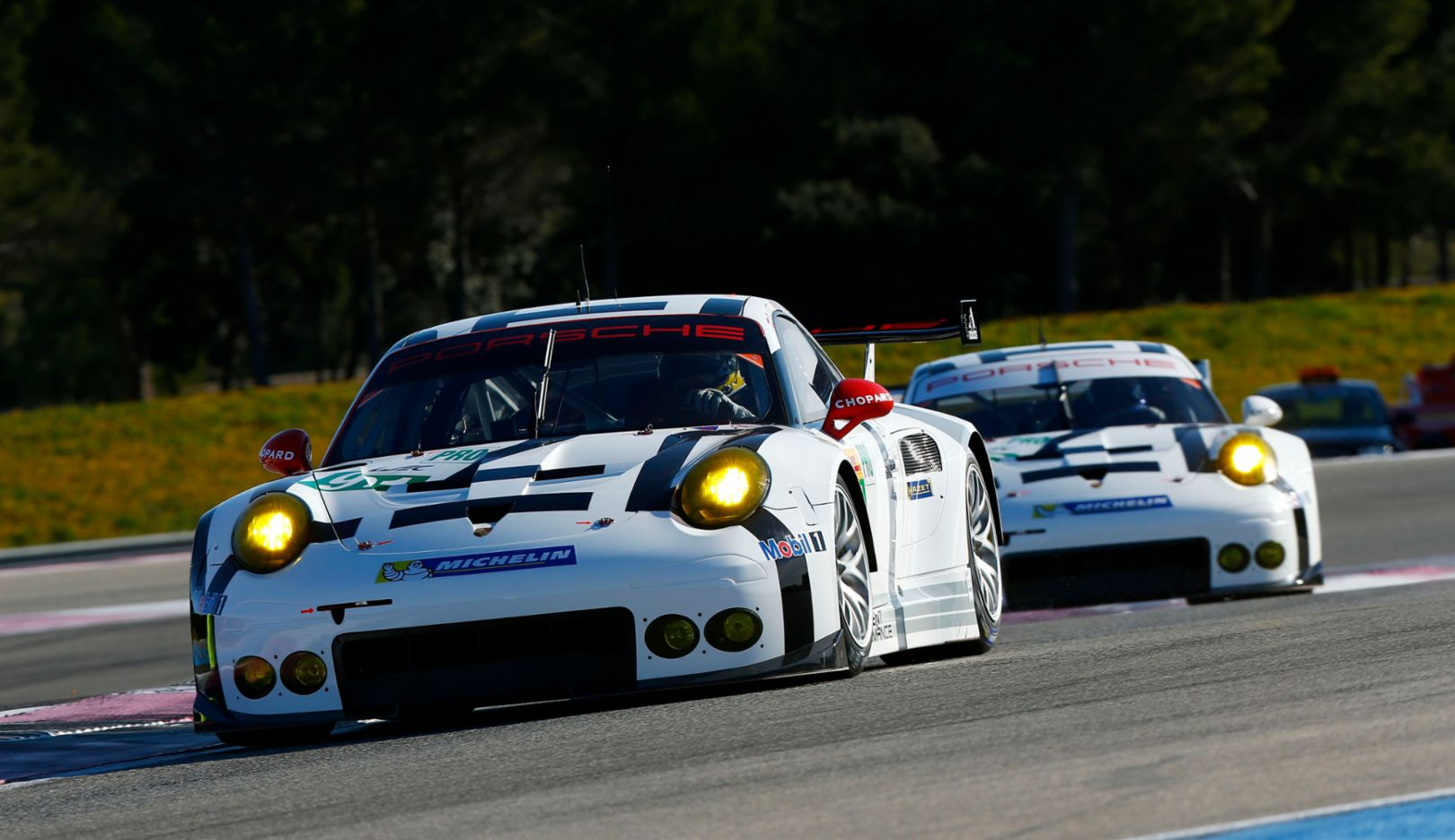 Porsche 911 RSR (91), Porsche Team Manthey, 2015, Porsche AG