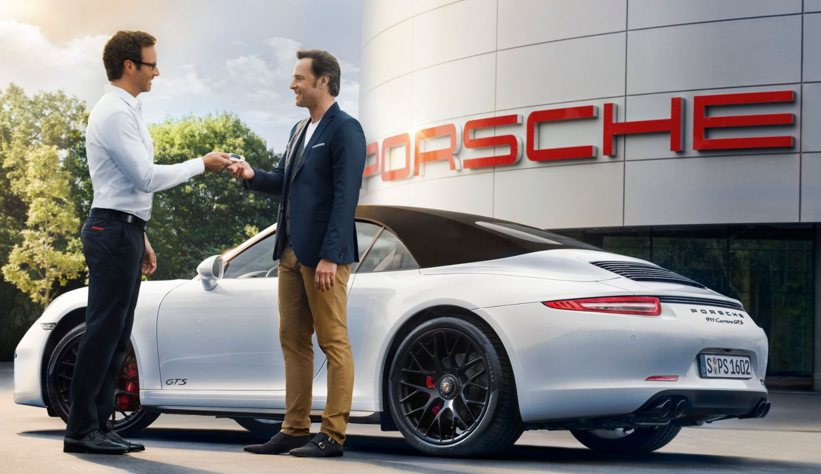 911 Carrera GTS, Porsche AG