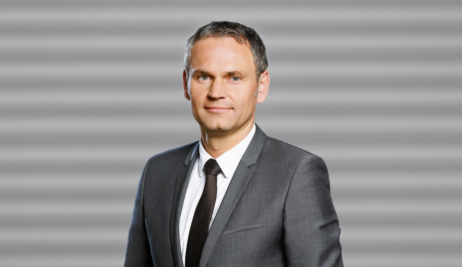 Oliver Blume, Member of the Executive Board, Production and Logistics 2015, Porsche AG