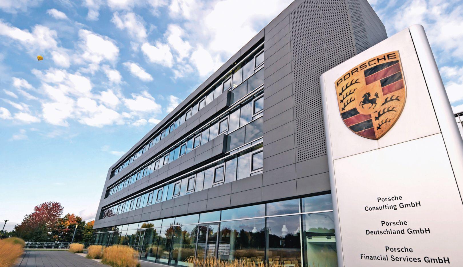 Porsche Financial Services GmbH, Bietigheim-Bissingen, 2017, Porsche AG