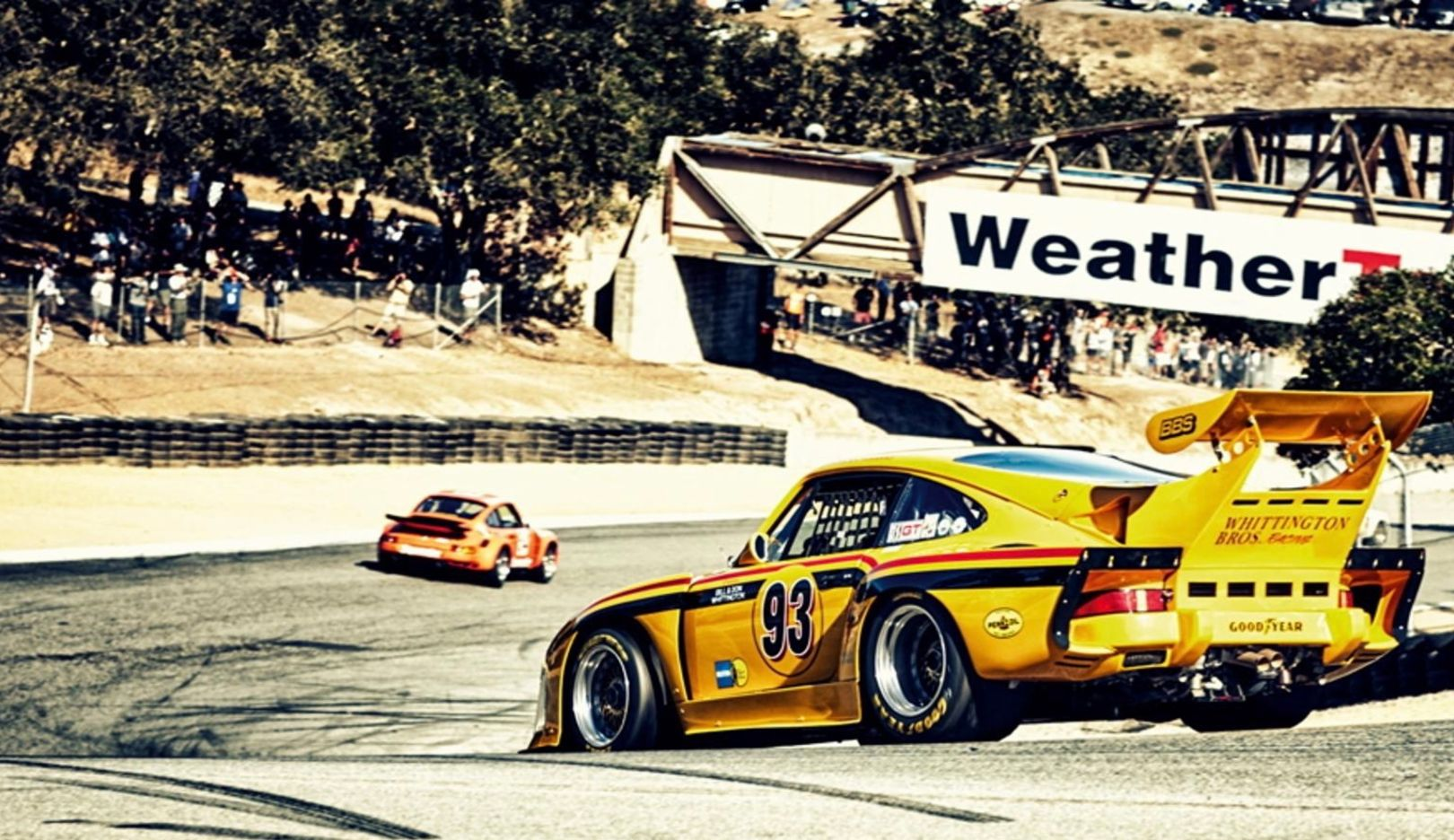 Rennsport Reunion V, 2017, Porsche AG