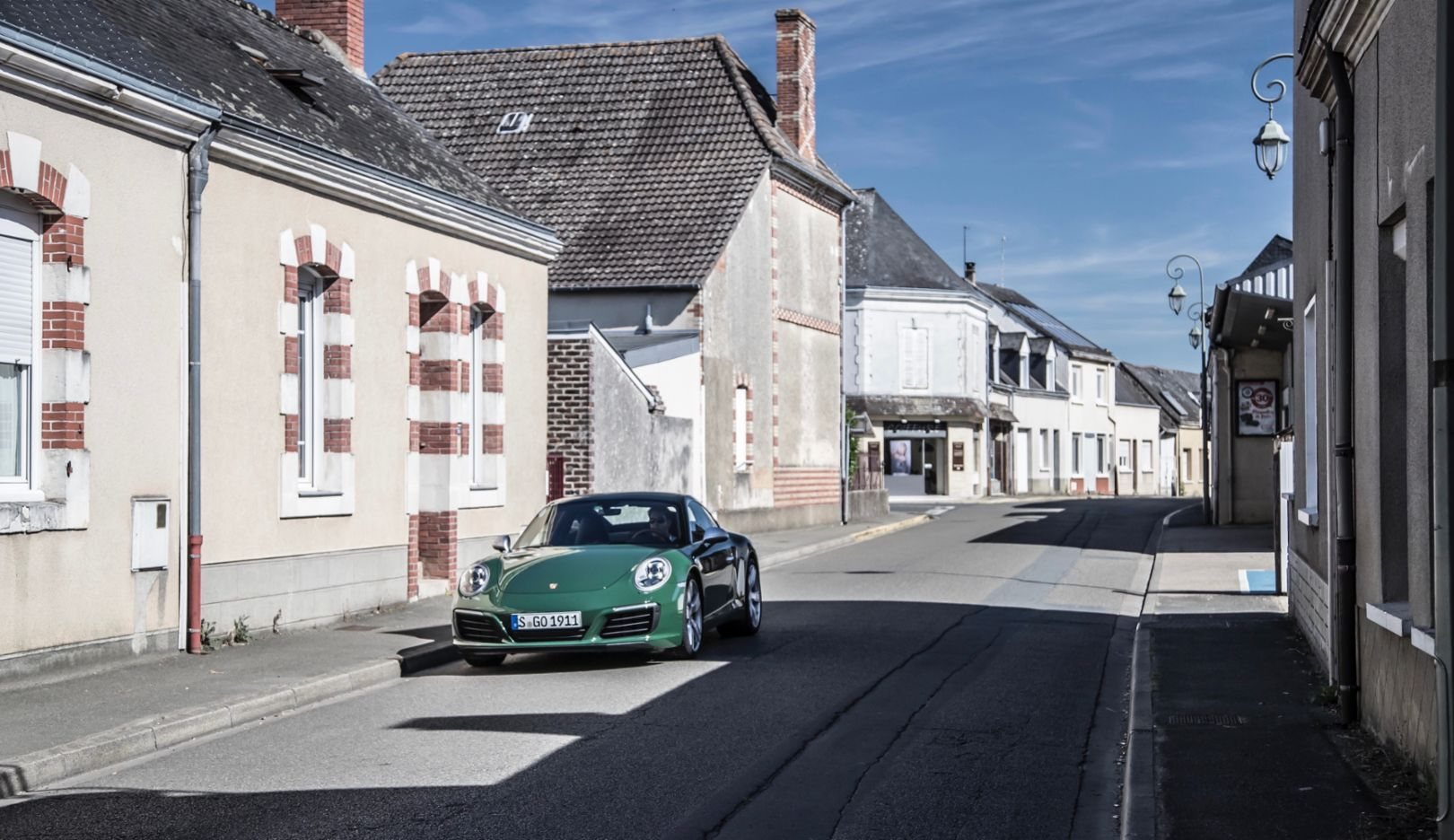 Einmillionster 911, 911 Carrera S Kit, 2017, Teloché Porsche AG