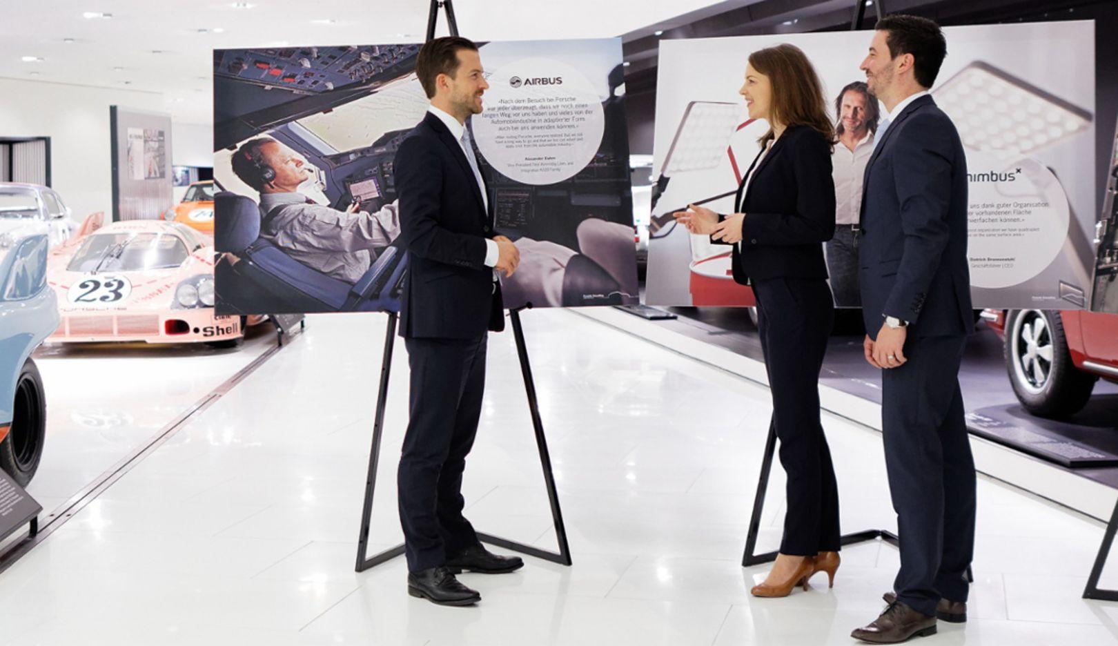 Porsche Consulting, 2017, Porsche AG