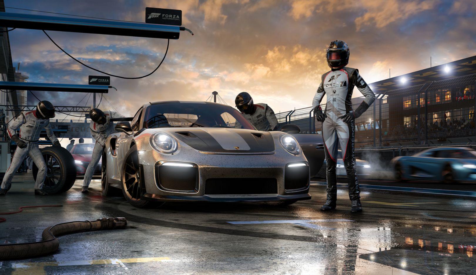 b5b5aa080d9 911 GT2 RS, Forza Motorsport 7, 2017, Porsche AG