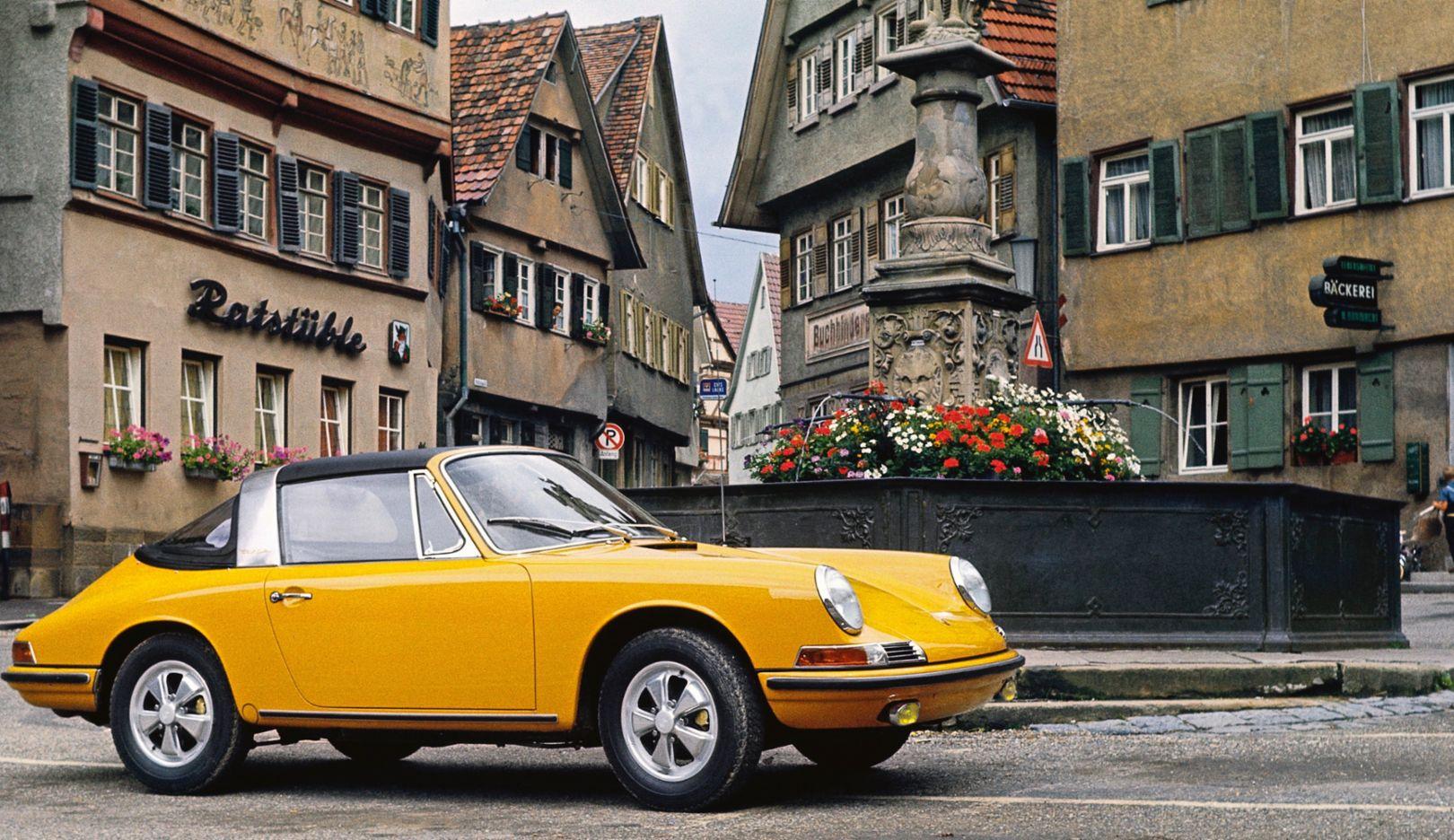 911 S 2.0 Targa, 1967, Porsche AG
