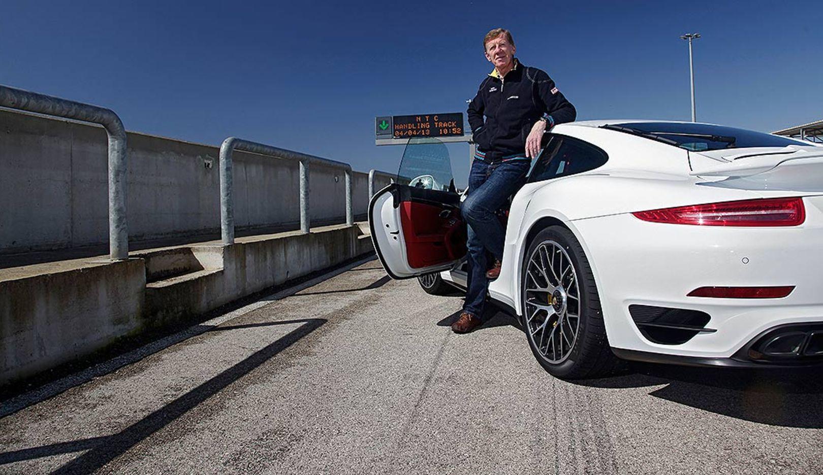 911 Turbo S, Nardo, 2014, Porsche AG