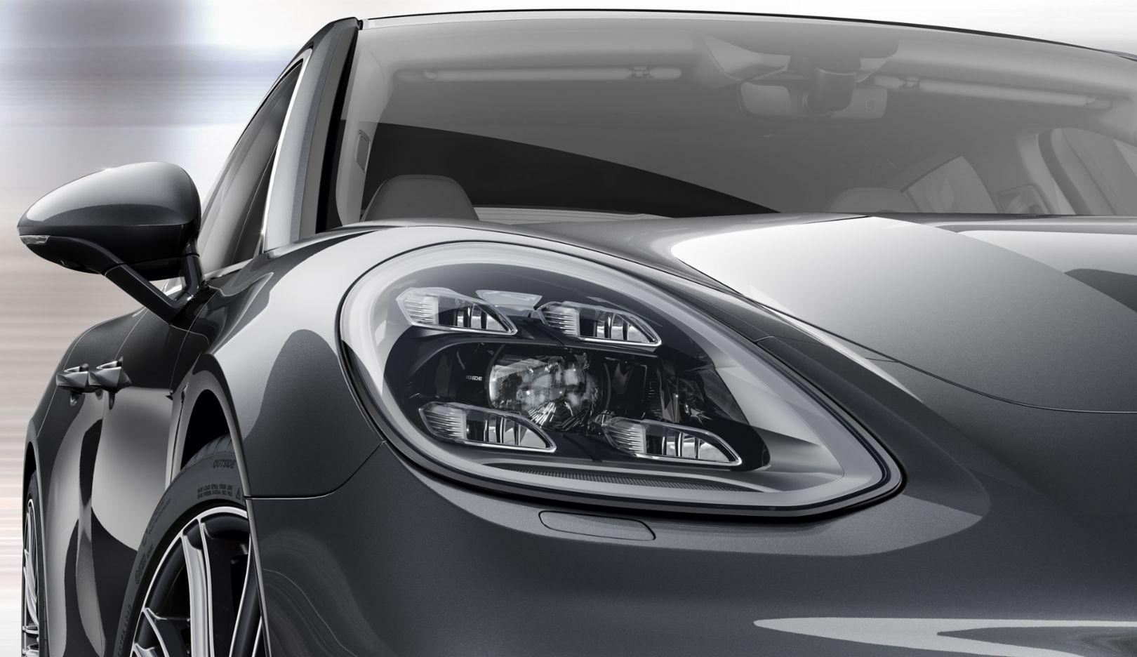 Panamera Turbo, detail, 2017, Porsche AG