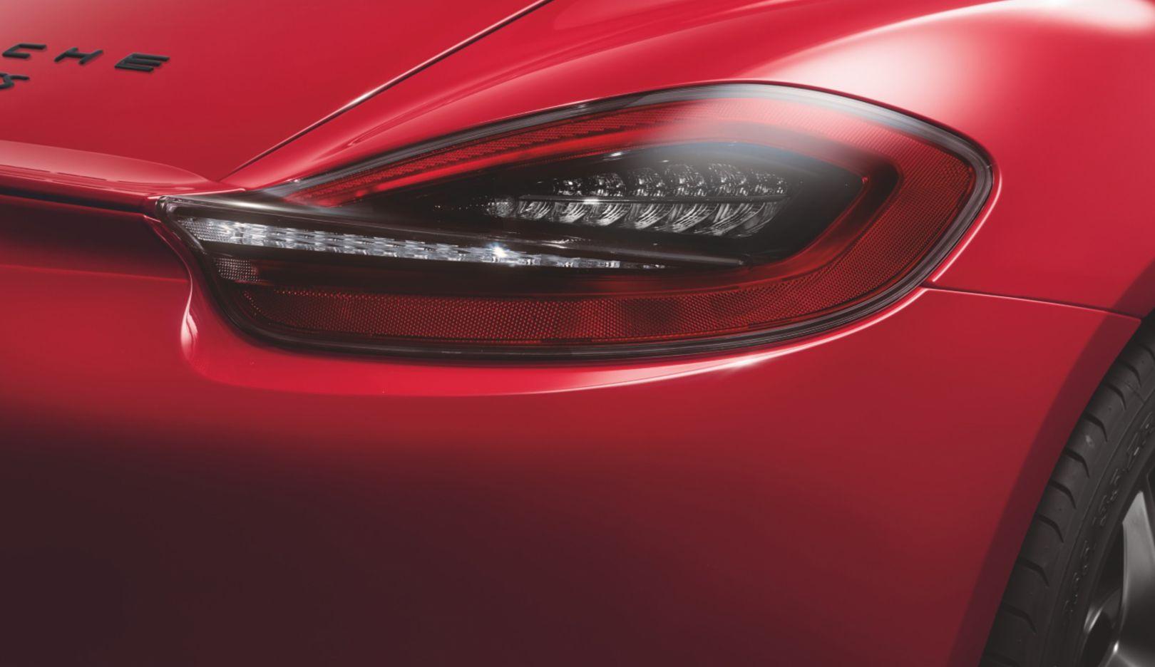 Cayman GTS, detail, 2014, Porsche AG