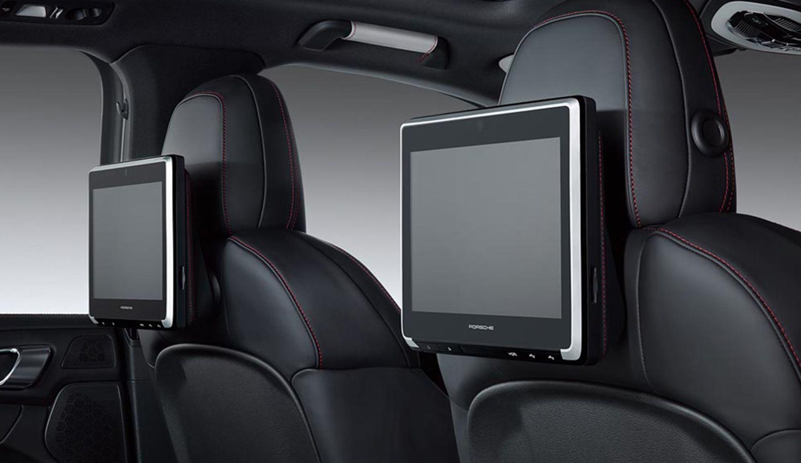 Porsche Rear Seat Entertainment for Cayenne, Macan and Panamera, 2015, Porsche AG
