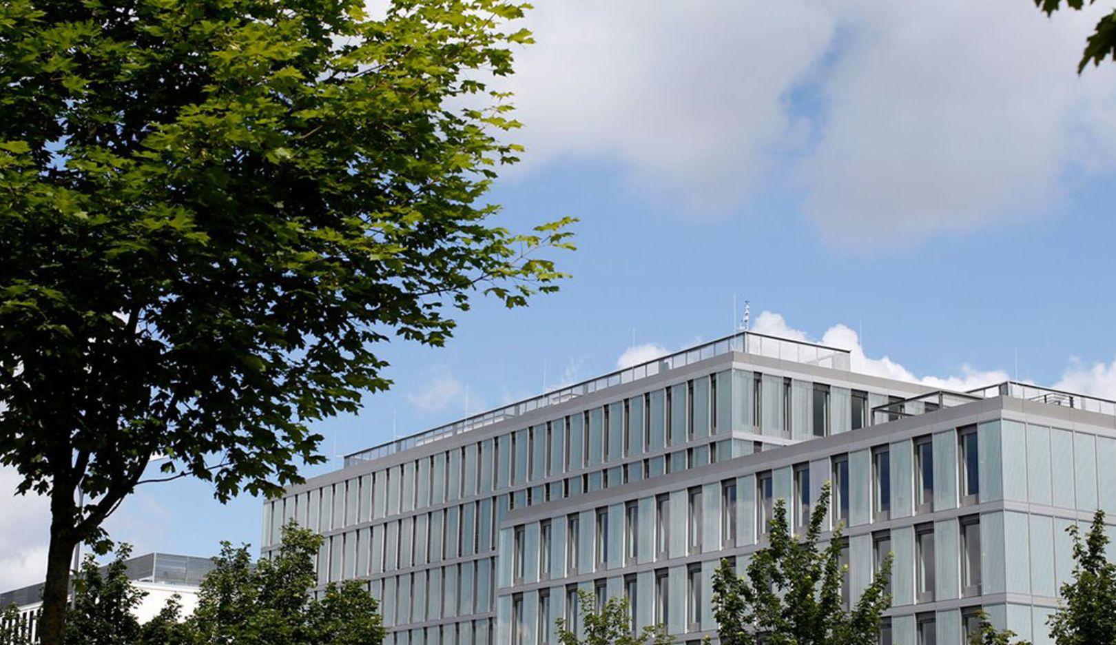 Büro in München, 2016, Porsche Consulting GmbH