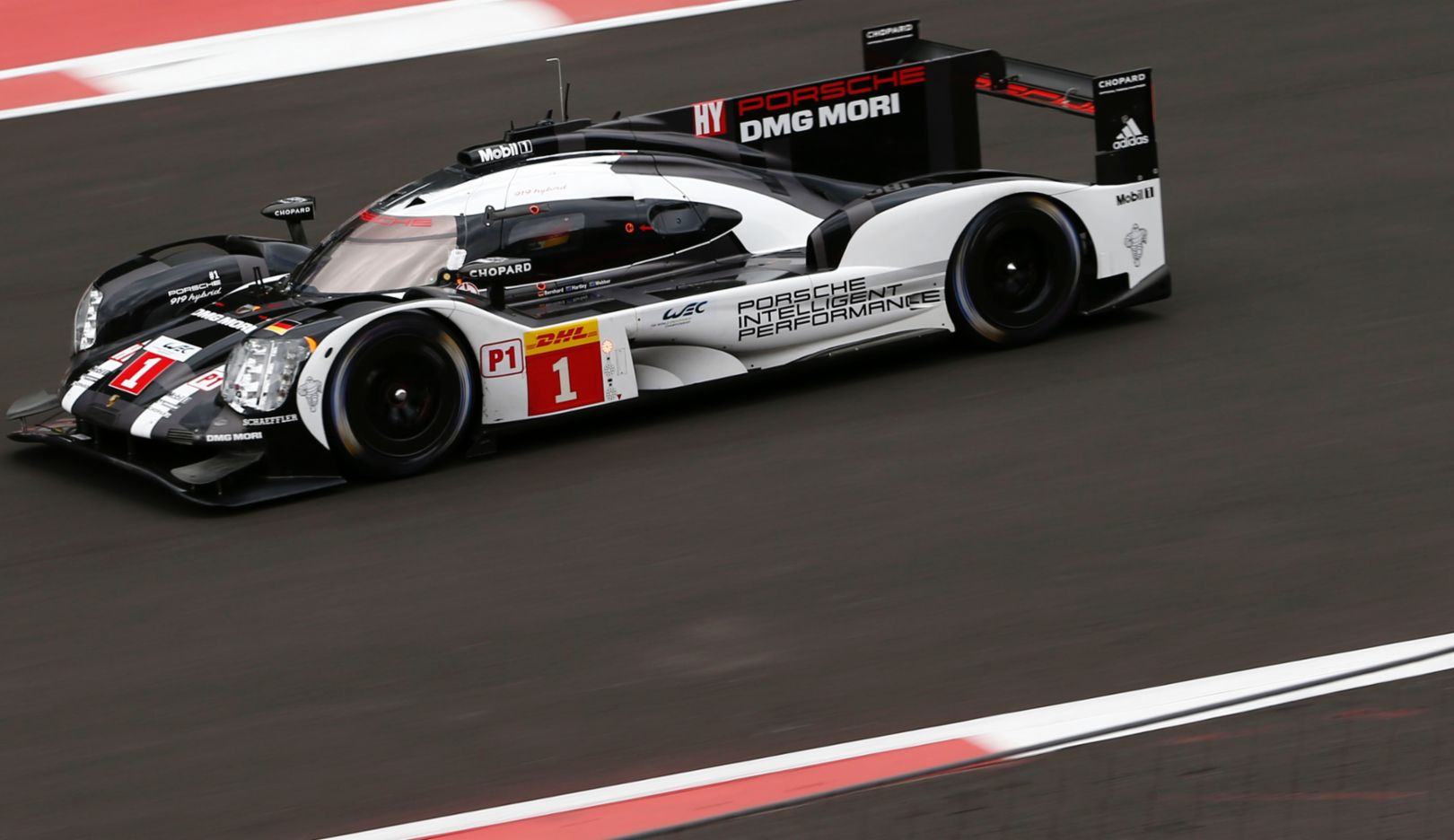 919 Hybrid, WEC, Qualifying, Mexico-City, 2016, Porsche AG
