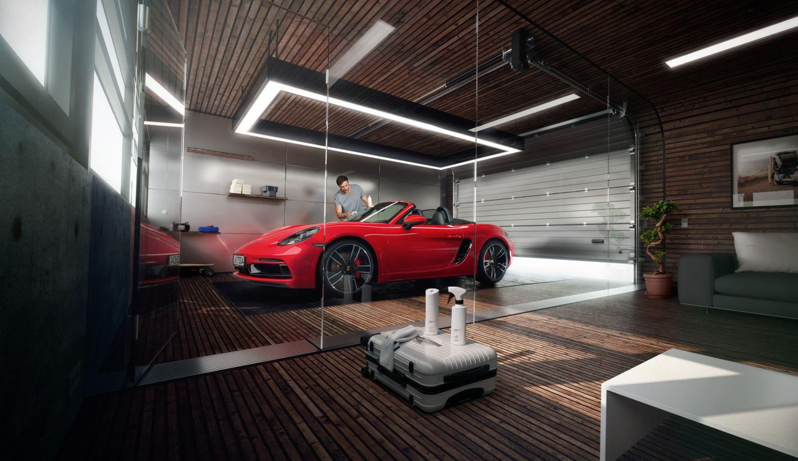 718 Boxster, 2018, Porsche AG