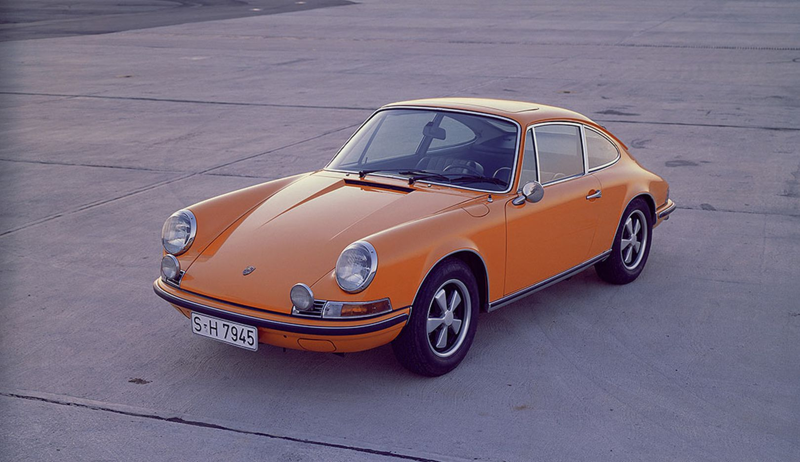 911 S Coupé, 1970, Porsche AG