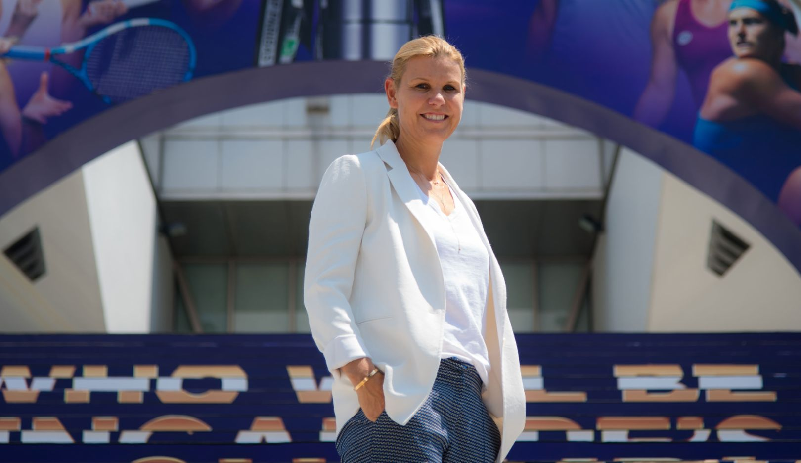 Anke Huber, Singapur, 2018, Porsche AG