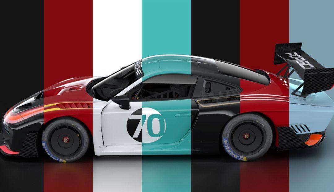 Porsche 935, liveries, 2019, Porsche AG