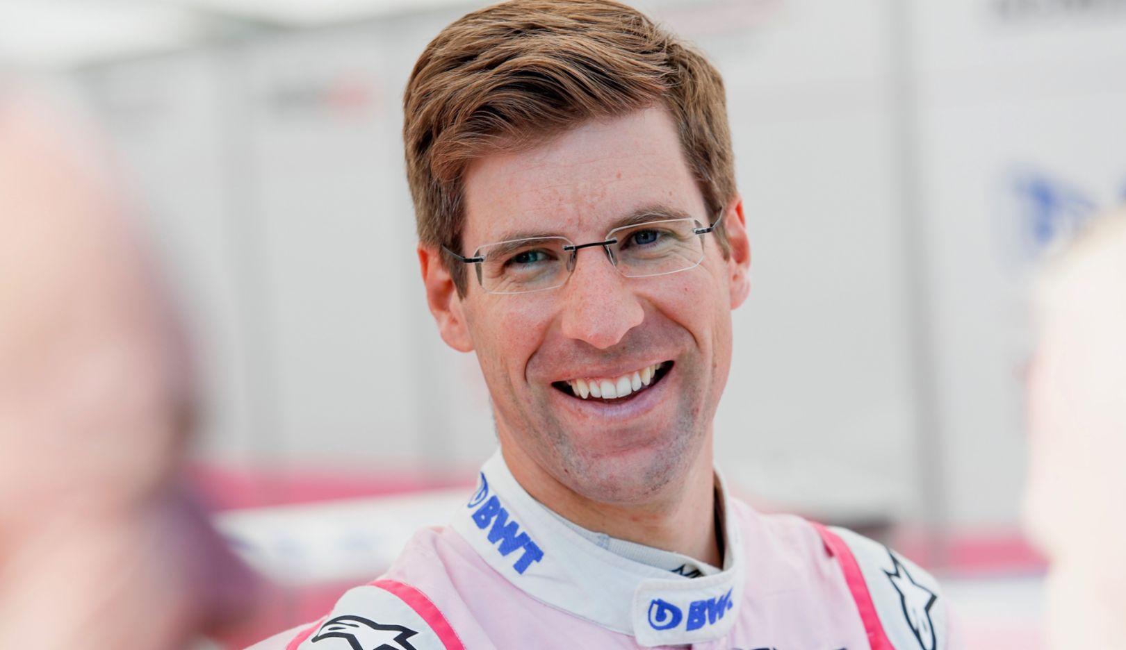 Michael Ammermüller, 2018, Porsche AG
