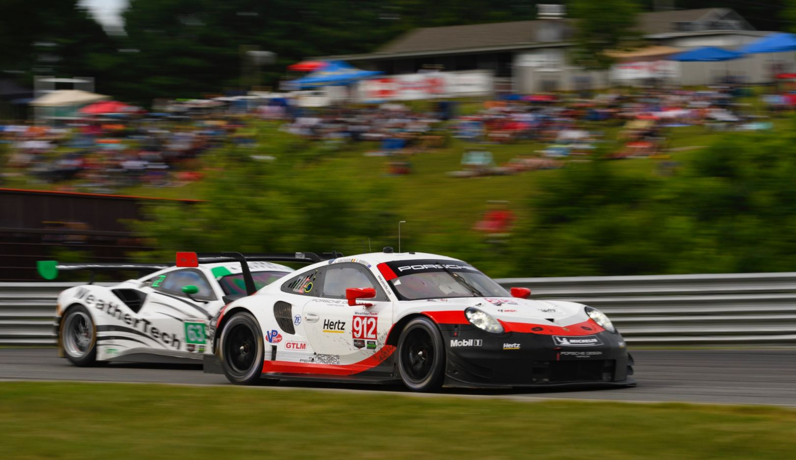 911 RSR, IMSA WeatherTech SportsCar Championship, Lime Rock Park, Rennen, 2018, Porsche AG
