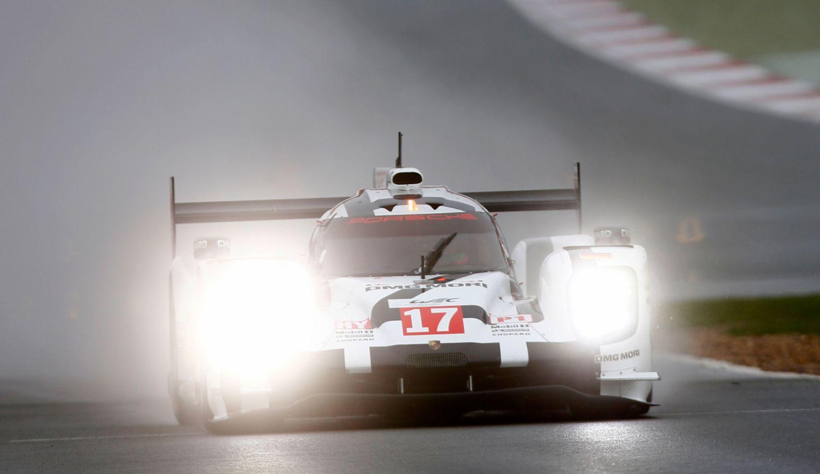 Porsche 919 Hybrid, Porsche Team, Silverstone 2015, Porsche AG