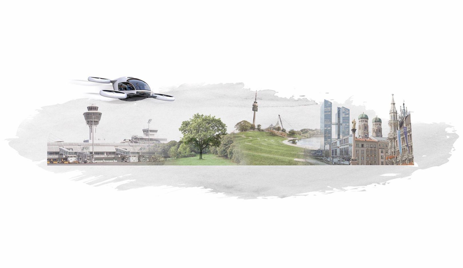 Future vision, 2018, Porsche AG