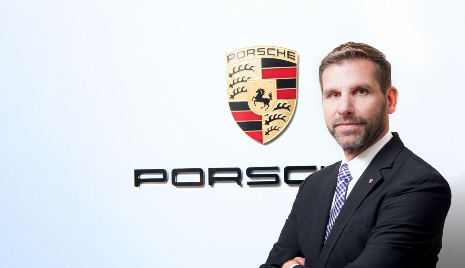 Michael Kirsch, 2019, Porsche AG