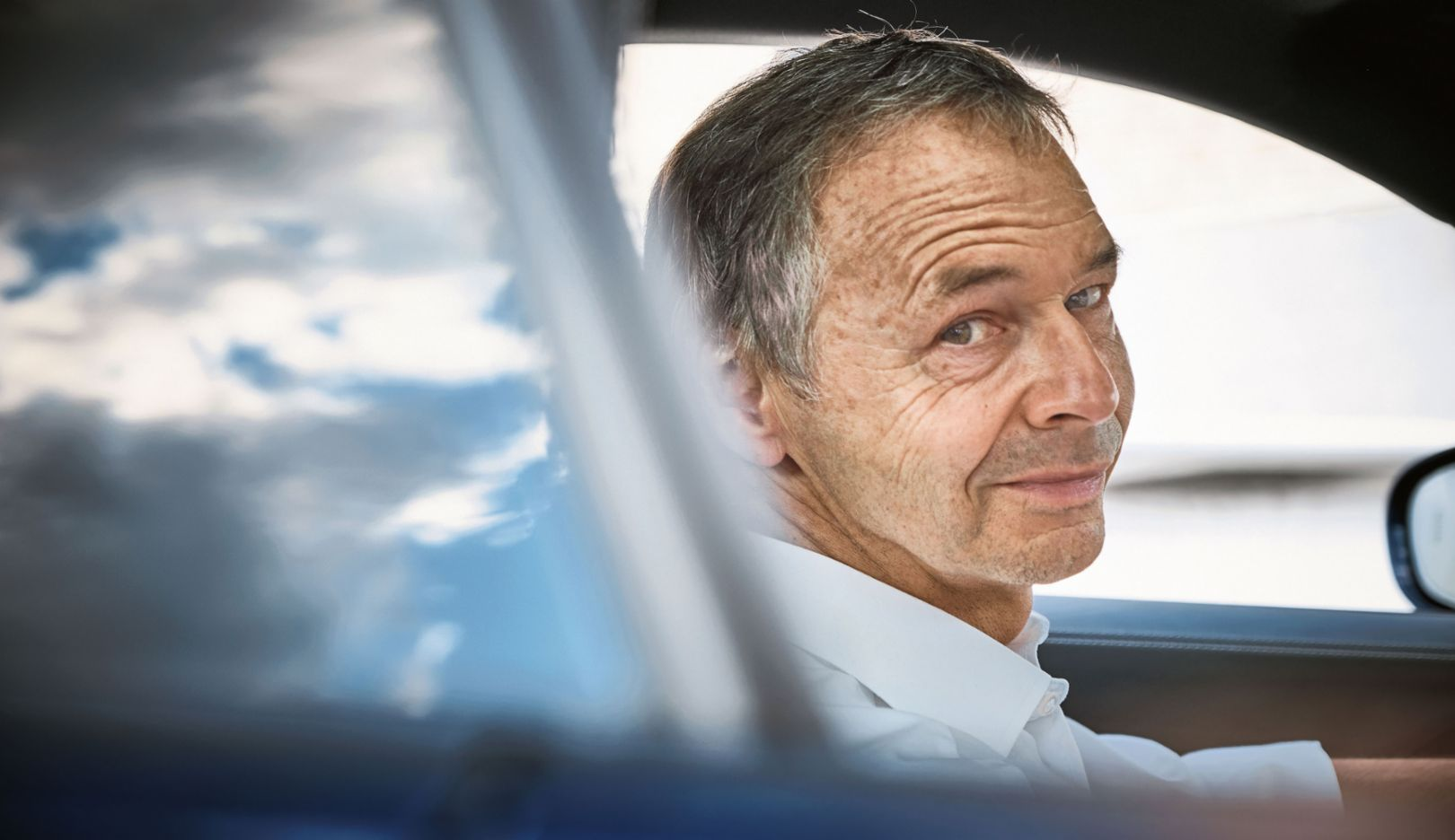 August Achleitner, Vice President Product Line 911 and 718, 2018, Porsche AG