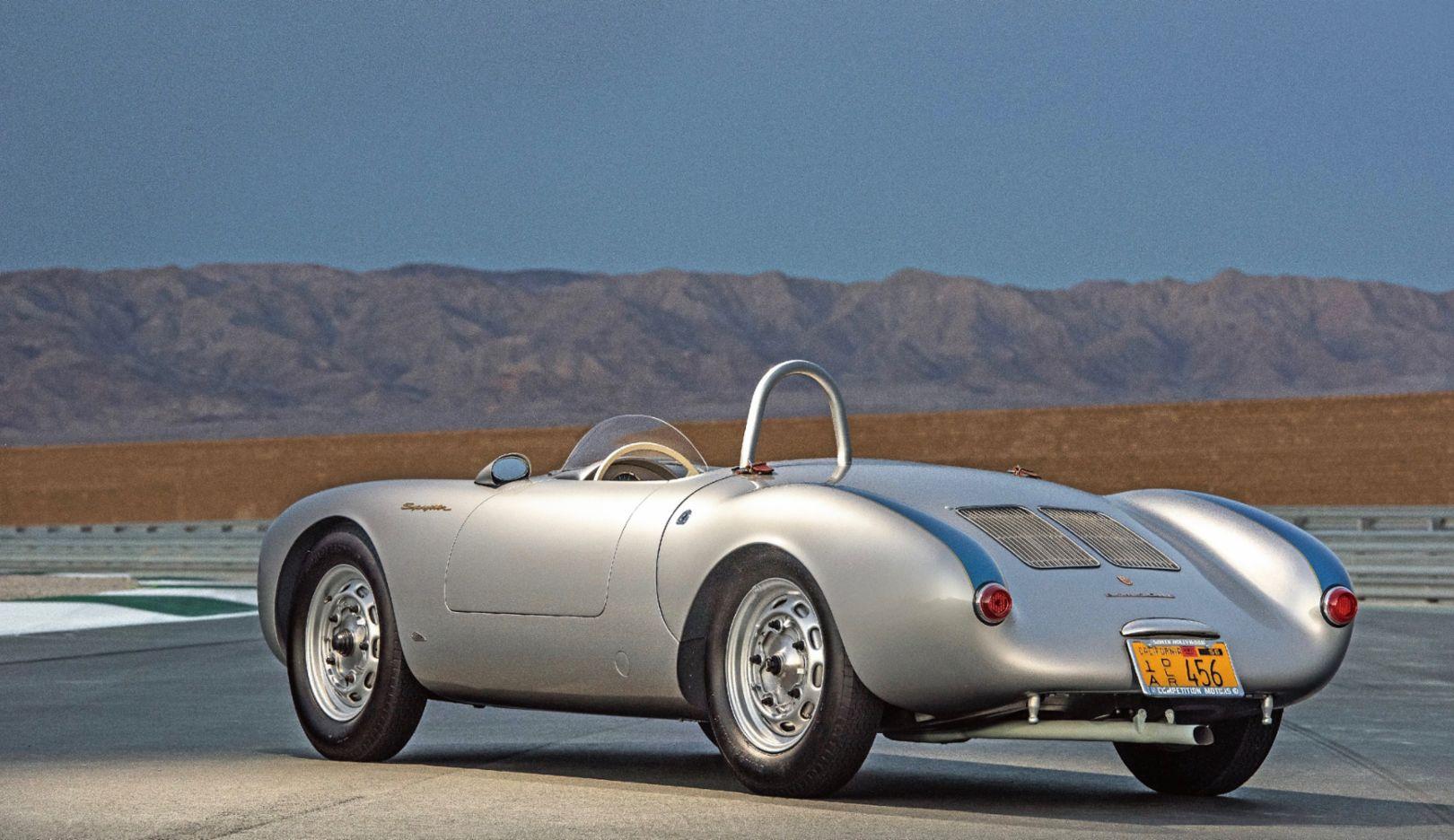 James Dean Porsche >> Unforgotten