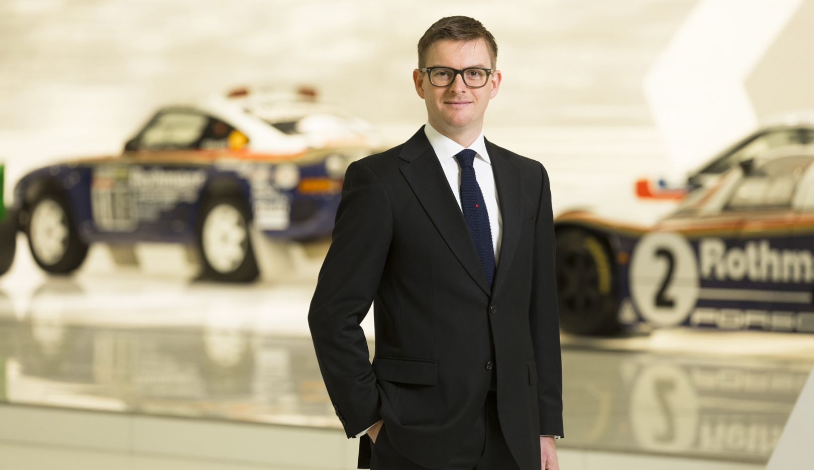 Michael Tribus, Partner Porsche Consulting, 2015, Porsche AG