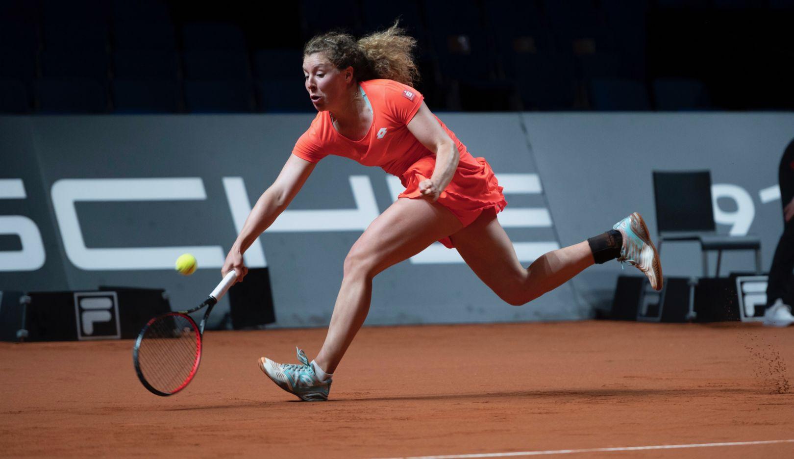 Anna-Lena Friedsam, Porsche Tennis Grand Prix, Stuttgart, 2019, Porsche AG
