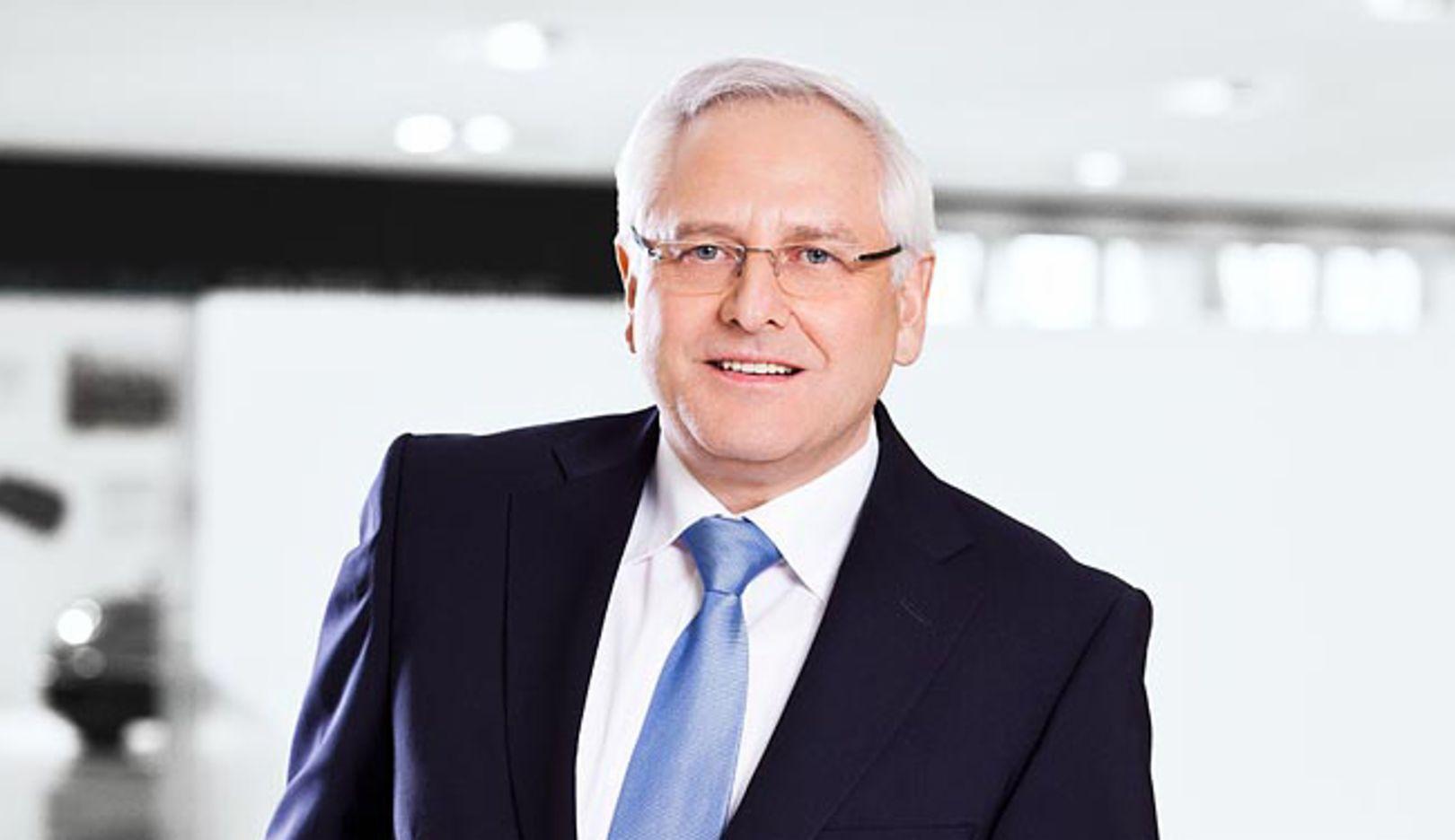 Uwe-Karsten Städter, Mitglied des Vorstandes, Beschaffung, 2014, Porsche AG