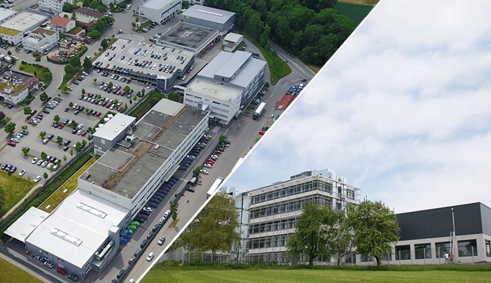 Rutesheim and Hemmingen, 2018, Porsche AG