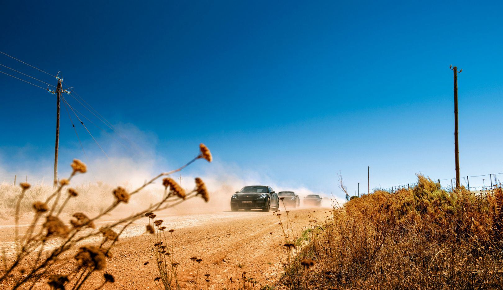 Panamera, South Africa, 2016, Porsche AG