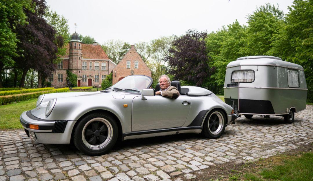 Volker Schiersch, 911 Speedster, 2019, Porsche AG