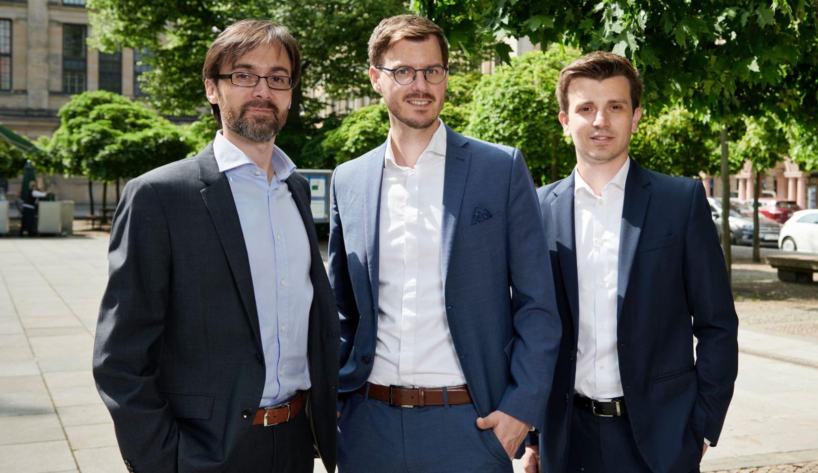 Gründerpreis, 2018, Porsche AG