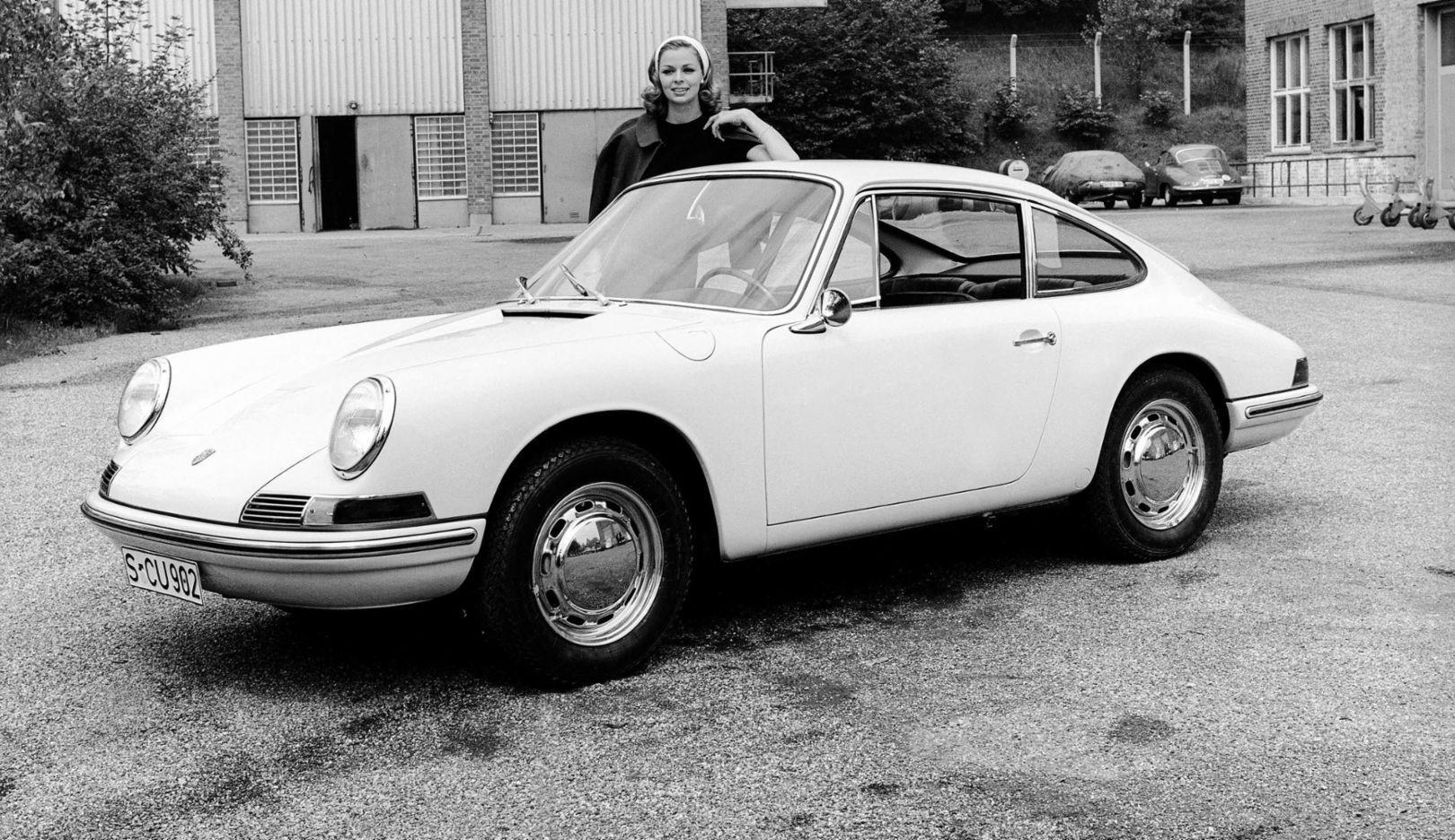 Prototype 901-1, 1964, Porsche AG