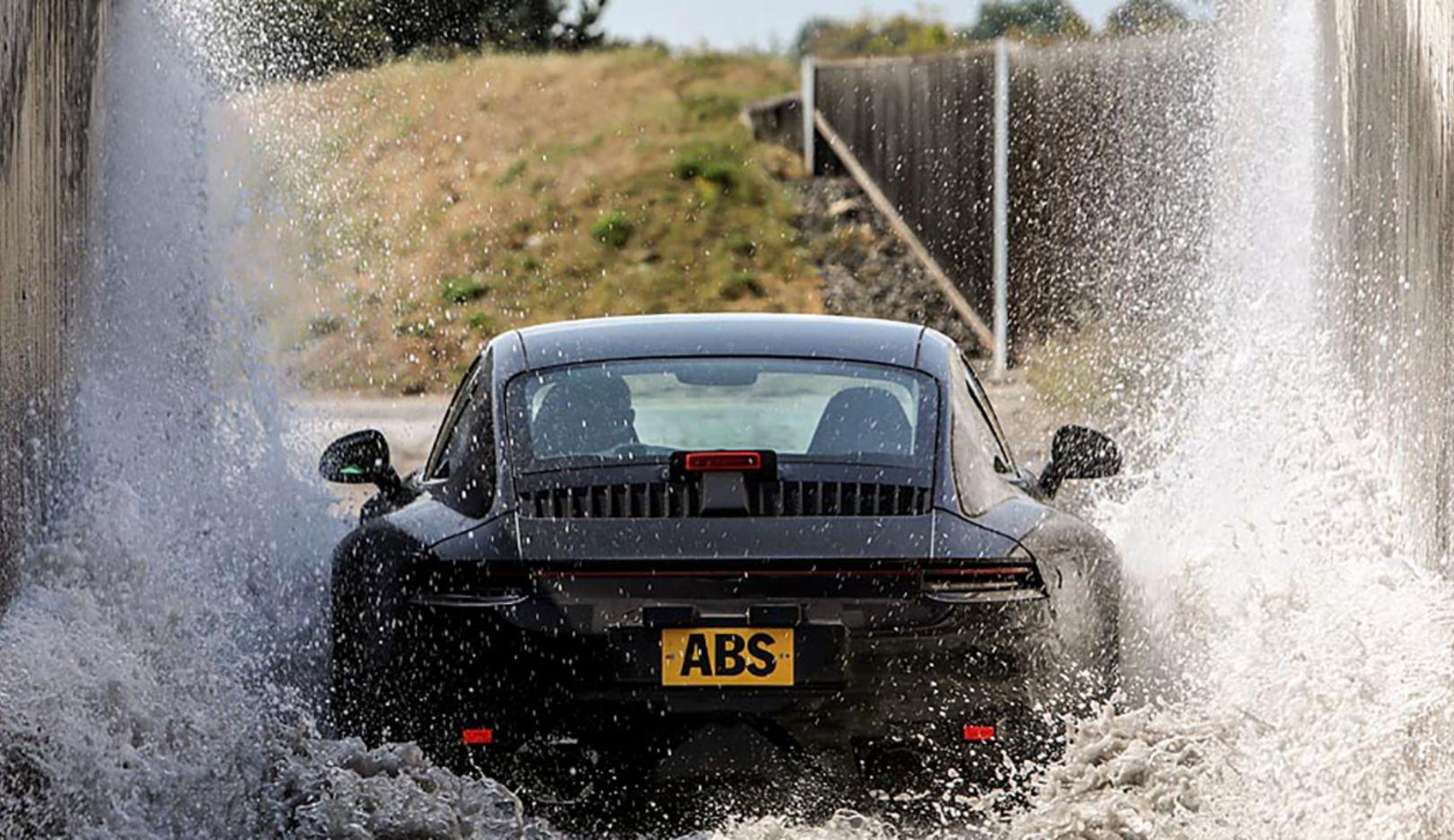 Porsche 911, программа испытаний, 2018, Porsche AG