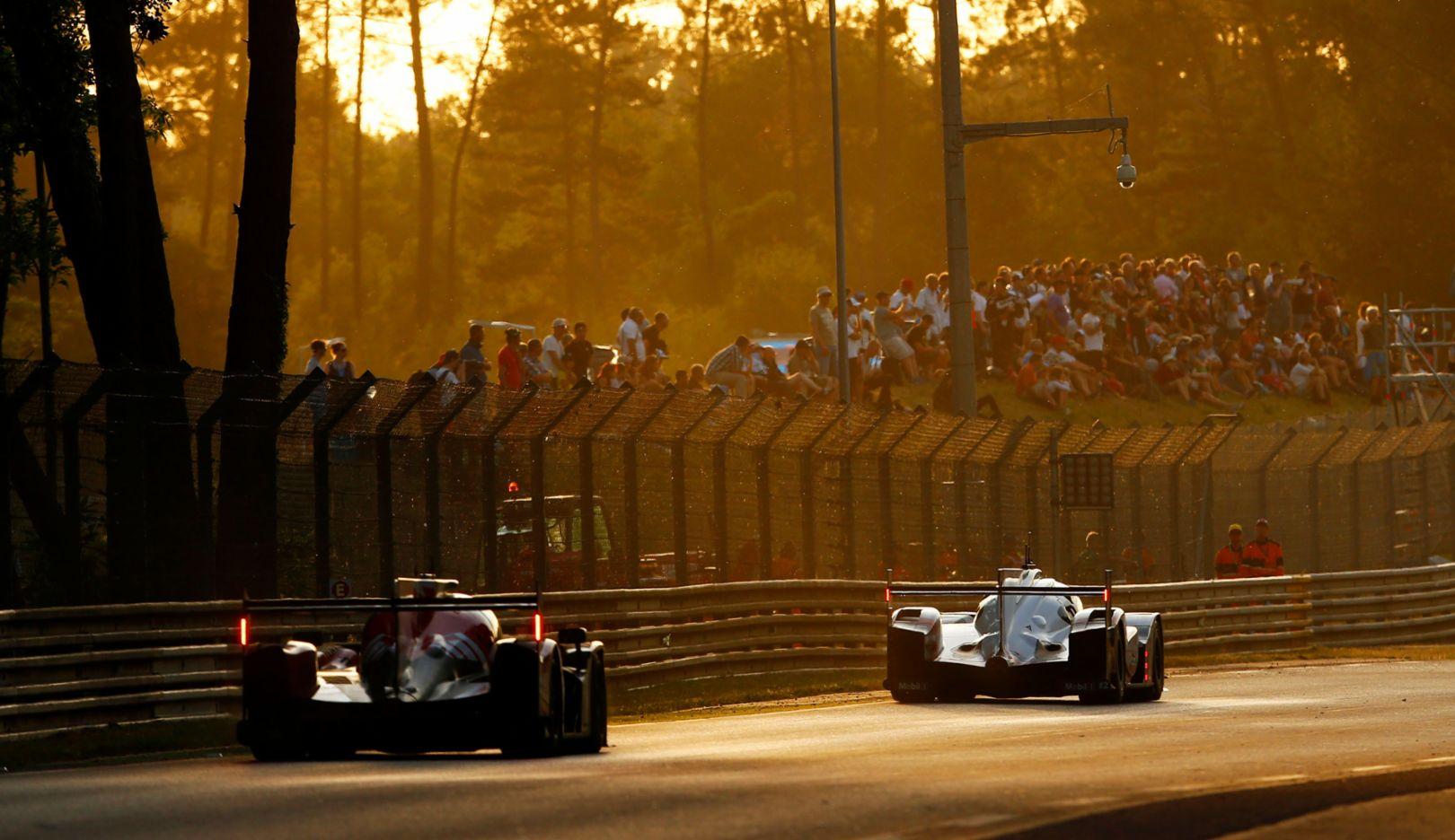 919 Hybrid, FIA WEC, qualifying, Le Mans, 2017 Porsche AG
